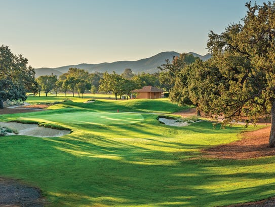 Los Robles Greens Golf Course drastically reduced its