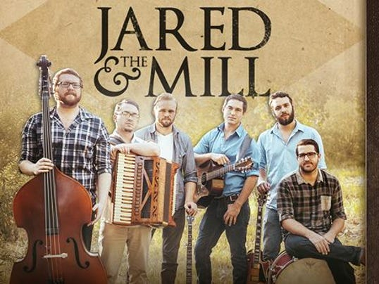 Jared & the mill tour dates