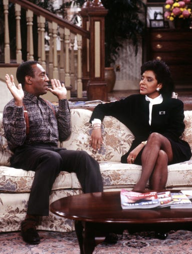 cosby show living room the cosby show started changing tv 30 years ago 16690