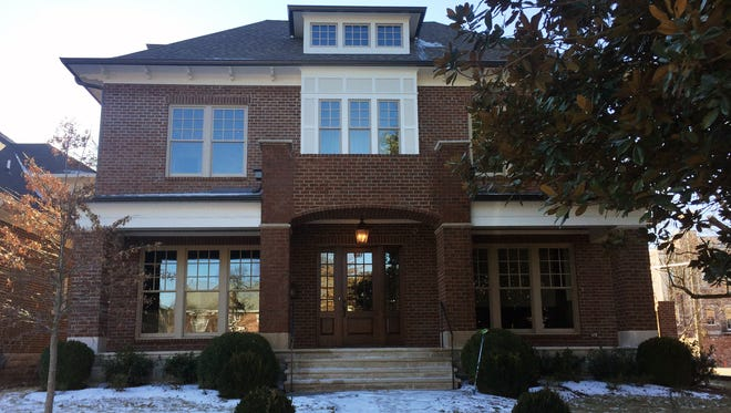 Vanderbilt University Medical Center CEO Jeff Balser and his wife bought this home at Richland Hall.