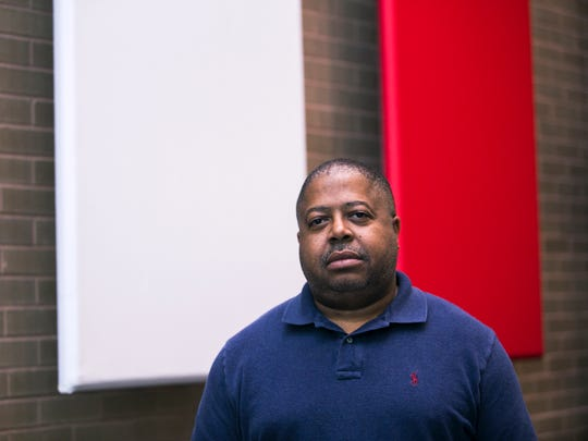 Marvin O. Davis, chief marketing and strategy officer, has a big job ahead of him: make ServiceMaster a household name.