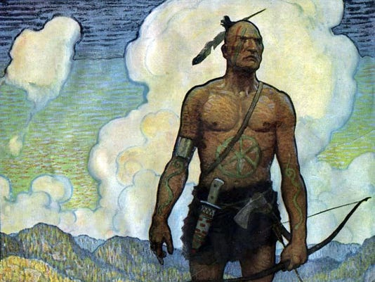 mohican ill - wyeth