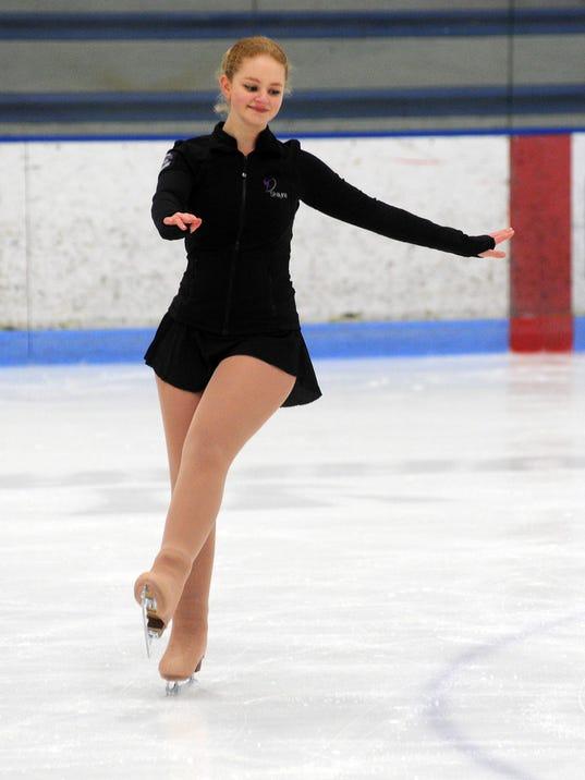 3 SOK Figure Skating