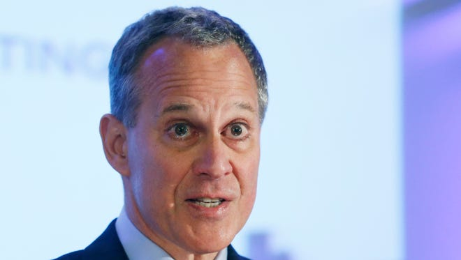 New York State Attorney General Eric Schneiderman