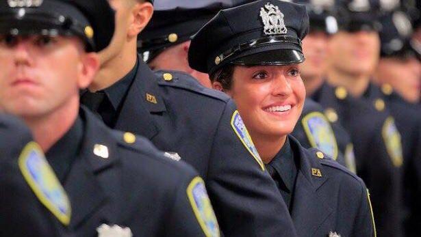 Elise Bastardo.  Source: Port Authority Police Marine Corps Association