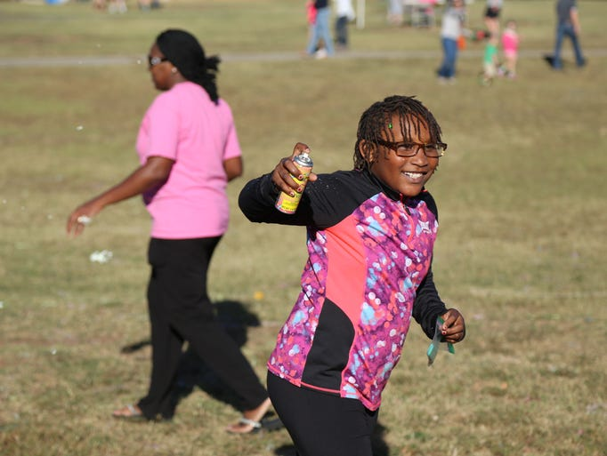 Families enjoy games, rides and more during Bethel