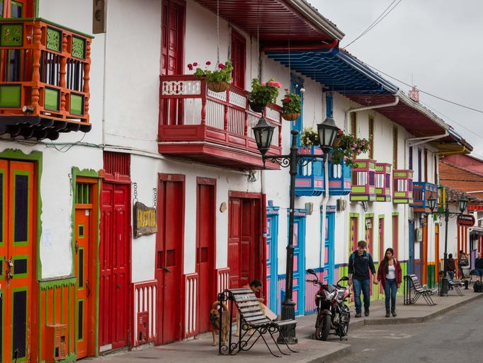 Colombia's city-to-country coffee trail