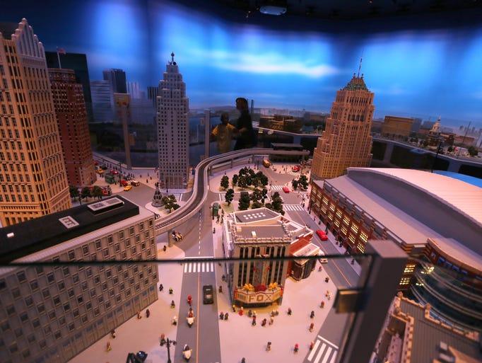Sneak peek: Michigan's first Legoland