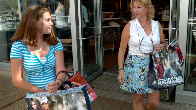 Retail sales, including back-to-school, strengthened in August.