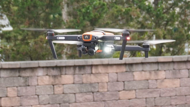 East Great Plain Volunteer Fire Department set to get a new donated drone delivered to its Norwich headquarters on Monday.