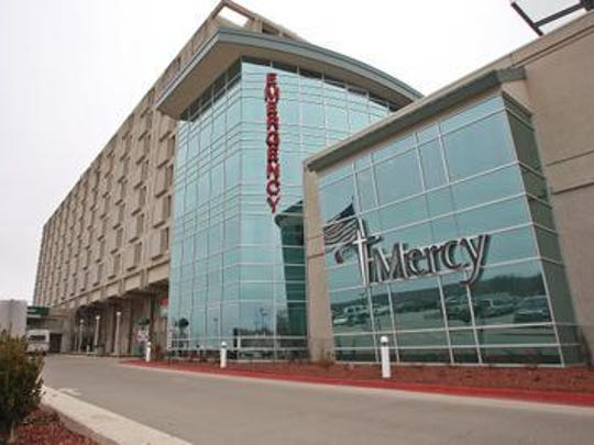 Mercy Medical Center in Des Moines