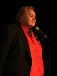 Louie Anderson is performing at the Paramount Center