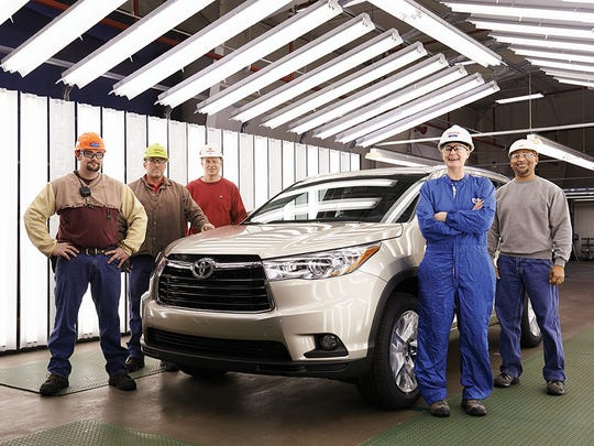 Toyota Motor Manufacturing Indiana - Achieve Quality