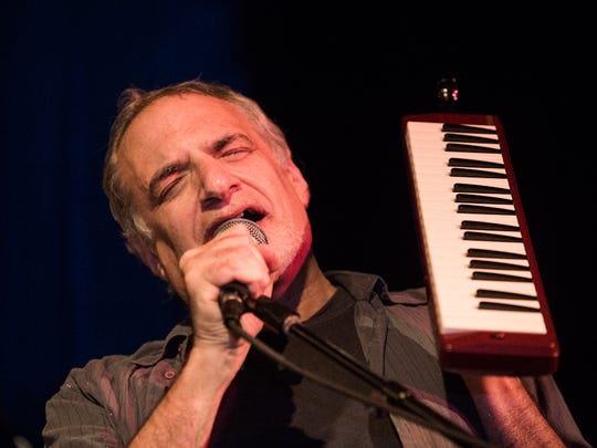 Donald Fagen of Steely Dan played a private show at