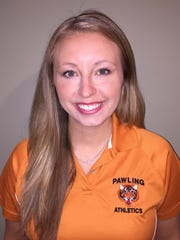 Jessica Pulford, Pawling volleyball