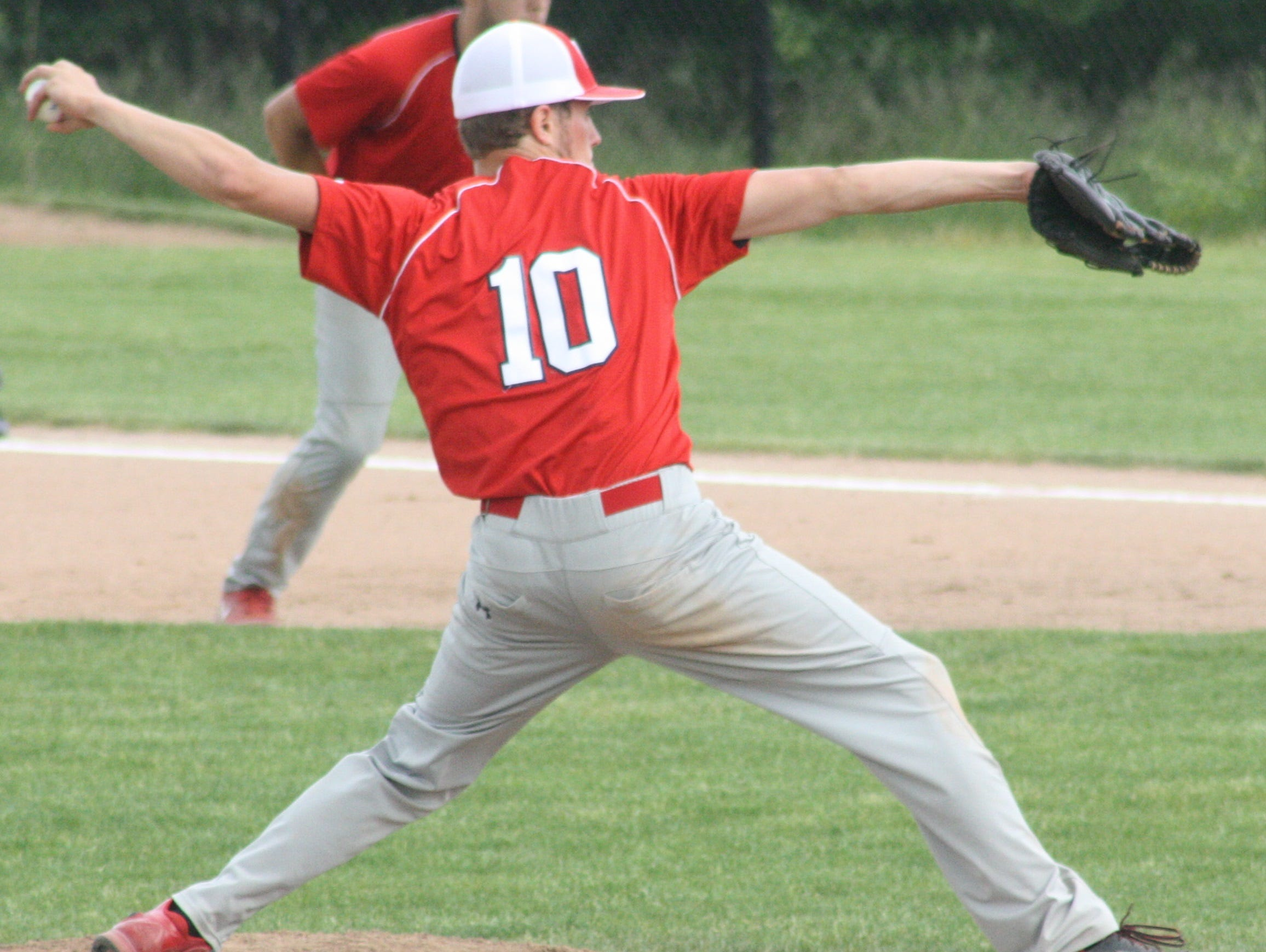 Brendan Wetmore was dynamic during Tuesday's 1-0 victory over Canton.