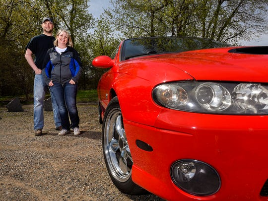 "Shawn and Cherie Landwehr are organizing a Charity Car Cruise for May 19. All vehicles are welcome. ""We're going to have plenty of daily drivers — people with regular cars just like yours — in the cruise, mixed right in with people who do have some old, classic cars,"" Shawn said. ""What I've been saying is, 'If it's street-legal, bring it.'"""