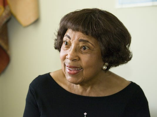 Dorothy Cotton was given the National Freedom Award