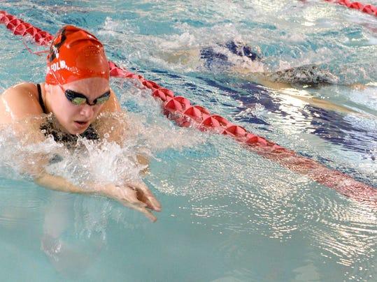 Swimming main