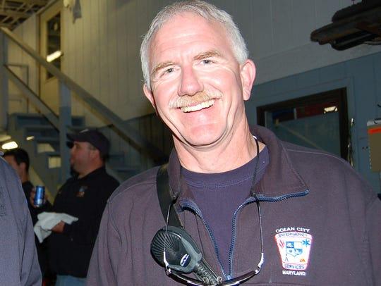 Howard Alan Schweitzer, shown in 2006, was a paramedic