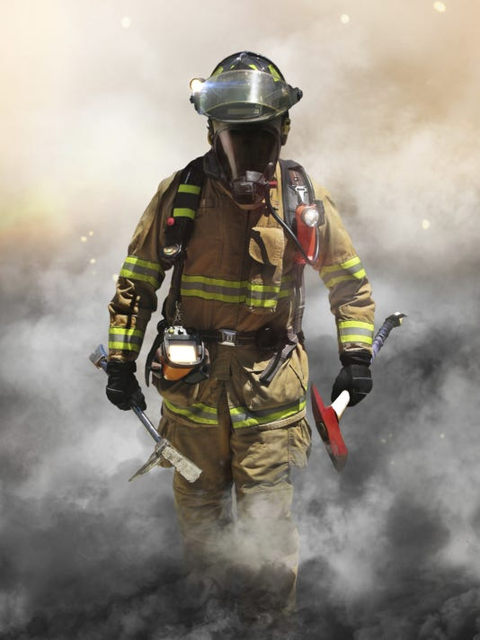 ELM 0106 FIREFIGHTER