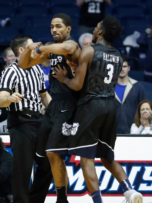 NCAA Basketball: Butler at DePaul
