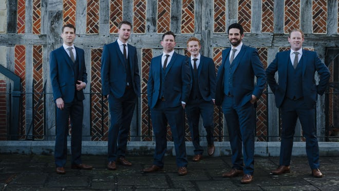 The Queen's Six, who regularly perform for England's royal family, will sing a 5 p.m. concert April 14 at St. Joseph Chapel, 1501 S. Layton Blvd. For tickets, visit earlymusicnow.org or call (414) 225-3113.