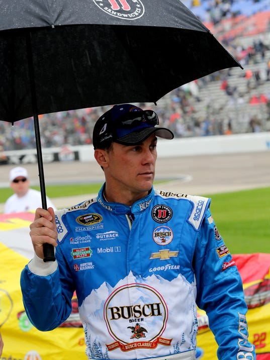 Nascar Chase Race At Texas Underway After Lengthy Rain Delay