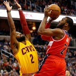 John Wall torched the Cavaliers for 28 points in their meeting last week.