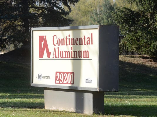 SLH 1 ContinentalAluminumFire