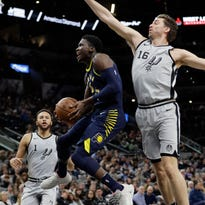 3 takeaways from the Pacers' victory over the Spurs