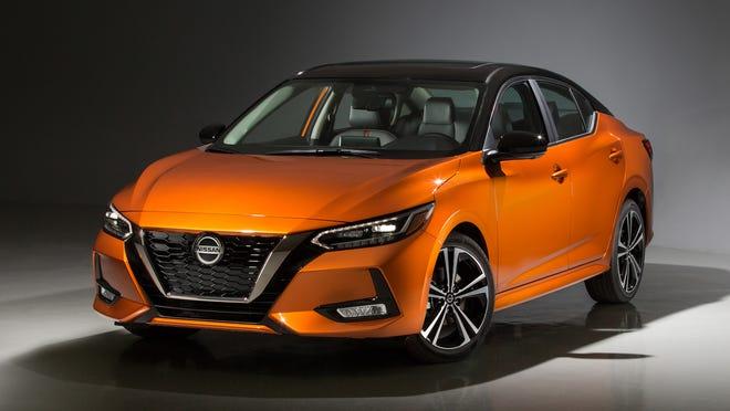 2021 Nissan Sentra SV CVT