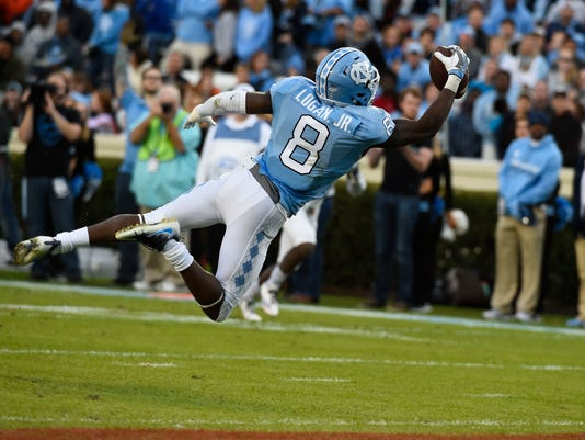 NCAA Football: The Citadel at North Carolina