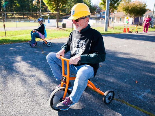 Tricycle race to benefit Community Child Care
