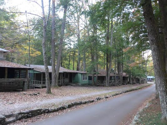Great Smoky Mountains National Park Cabins Damaged By Arson
