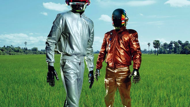 Daft Punk Who Are Those Guys Anyway