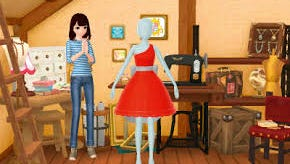 "Get in touch with your fashionista self in ""Style Savvy: Fashion Forward"" for the Nintendo 3DS."