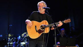 Bob Seger plays the Blue Cross Arena on Sept. 12.