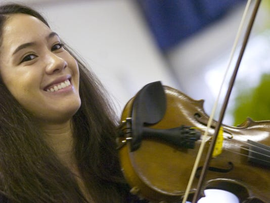 Ashley Gochoco, who played the violin, won the 2009 competition, then known as Junior Miss. Seventeen at the time, she attended York Country Day School.
