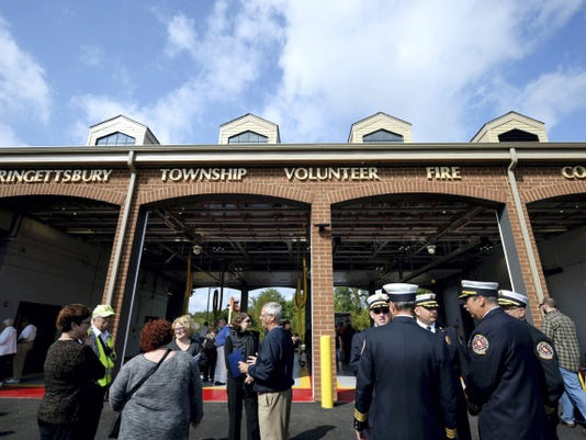 One more thing about the completed place that emerged from the original concept. When the new fire hall went up, so did the energy of the public, fire and emergency medical technical personnel. New is good, in that regard.