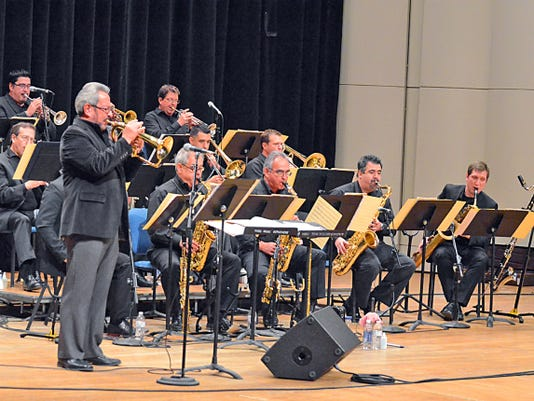 The Border Jazz Orchestra, made up of Las Cruces and El Paso musicians, is set to perform during the Music in the Park Series in July. They will perform a combination of different genres from various decades.