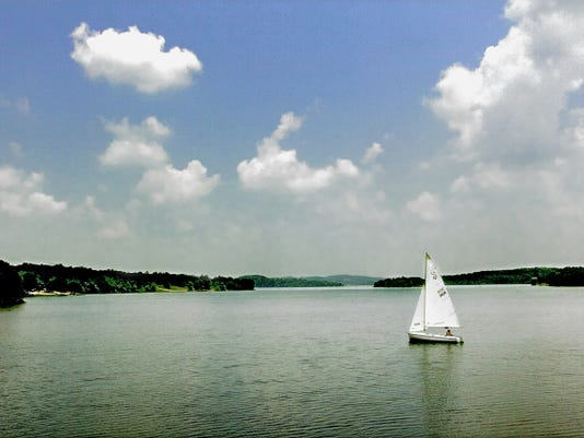 FILE PHOTO Here's a way to spend a nice summer day: Glide across Codorus State Park's Lake Marburg in a sailboat. Find boats for rent -- not sailboats -- at Codorus throughout the summer. Take your kids to the pool for the day (avoid crowds by going on weekdays), fish for muskie, or just sit by the water and read a book. York County's state parks have something for everyone.