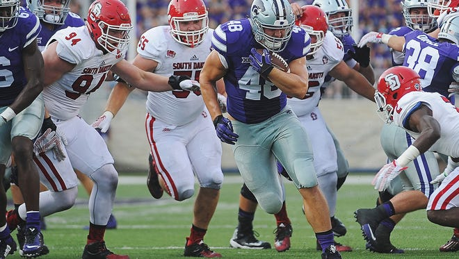 Four years ago, South Dakota played at Kansas State and lost 34-0 at Bill Snyder Family Stadium.