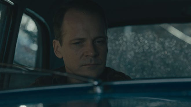 Peter Sarsgaard in 'Wormwood.'