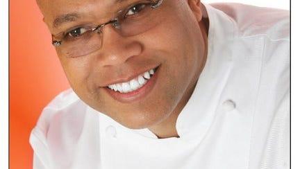 Shown is Chef Jeff Henderson [Via MerlinFTP Drop]