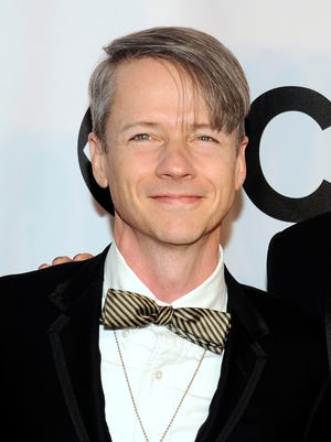 John Cameron Mitchell at the Tony Awards in New York in June 2014.