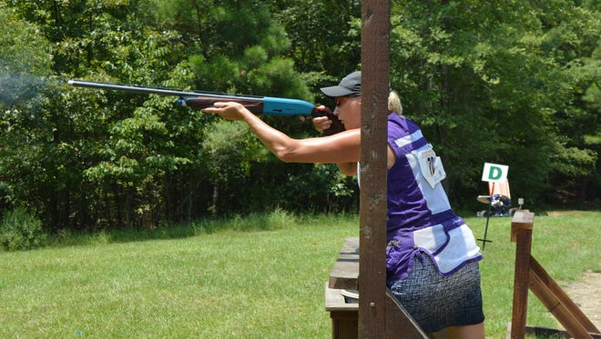 The Mississippi Sporting Clay State Chamionship drew a record number of competitors to Providence Hill Farm Sporting Club.