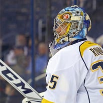 Rexrode: Rinne wants to hand Predators' keys to Saros … later