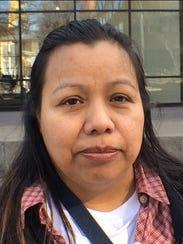 Marcela Hurtado, president of the Center for Worker