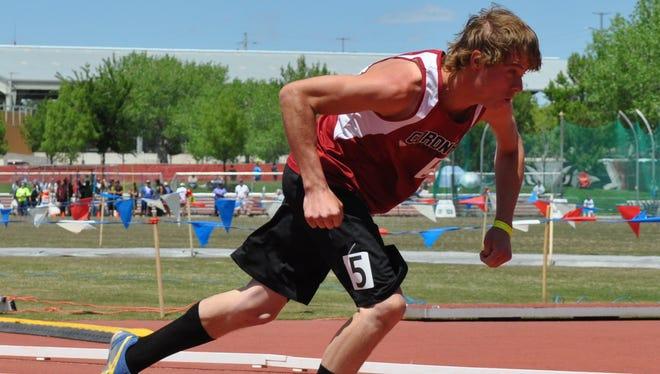 Corona High School senior is the student athlete of the week.